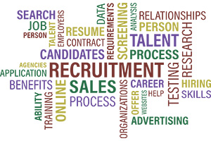 Recruitment, Sales, Talent, Candidate, other buzzwords