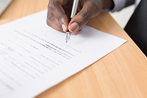 By signing a janitorial contract, your client vouches for your team.
